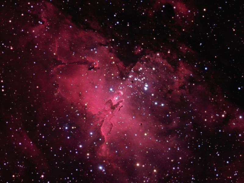 eagle star nebula - photo #38