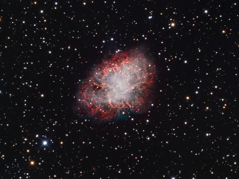 crab nebula m1-#4