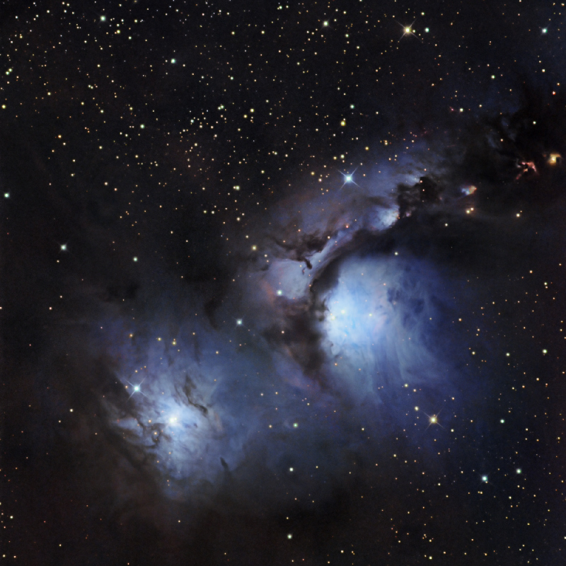 Cosmicphotos Gallery Nebulae M78